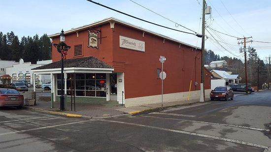 Princeton, Kanada: Thomasina's Corner Cafe
