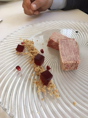 Isola d'Asti, Italy: Veal tongue - must have!