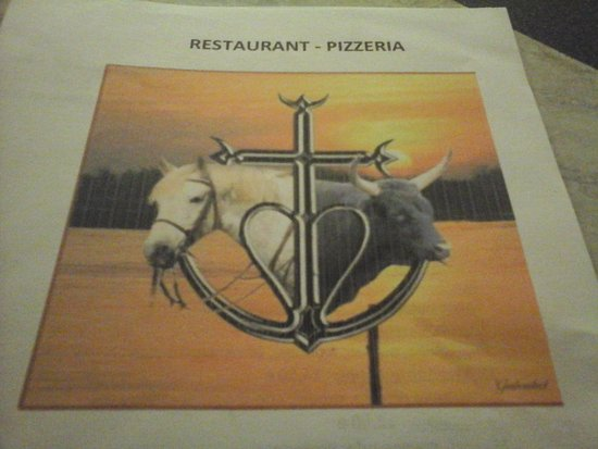 Bazas, Γαλλία: La Gardianne Restaurant Pizzéria