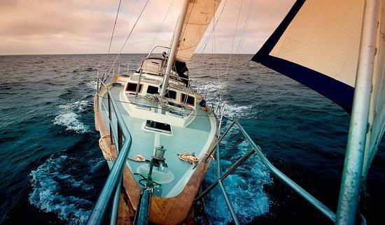 Marina del Rey, Kalifornien: 55ft Irwin