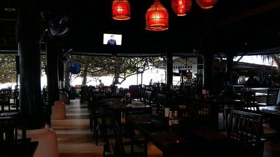 Chaweng Garden Beach Resort: breakfast