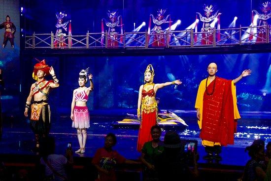 Sanya, Chine : Romance Park