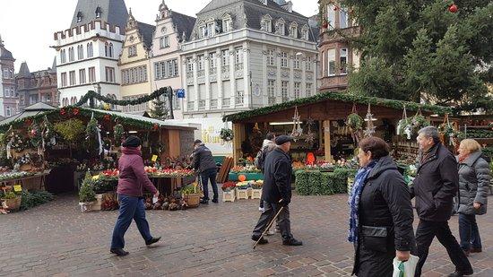 Hauptmarkt: Trier Hauptmark - Marché de Noël