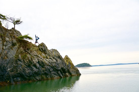 Oak Harbor, WA: Fun times at Deception Pass!