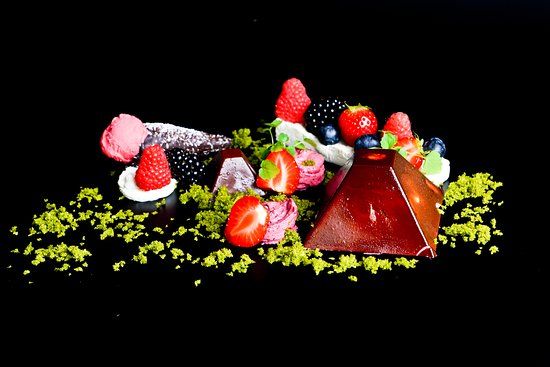 Rijswijk, The Netherlands: dessert
