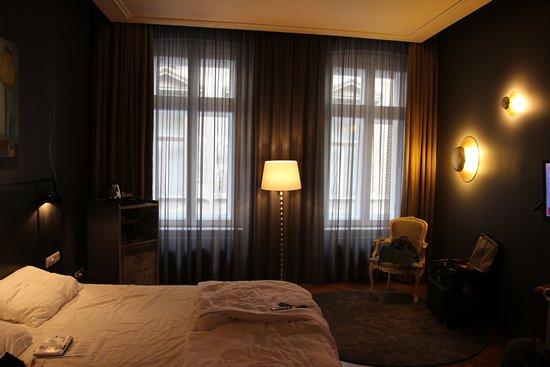 Casati Budapest Hotel: Bedroom