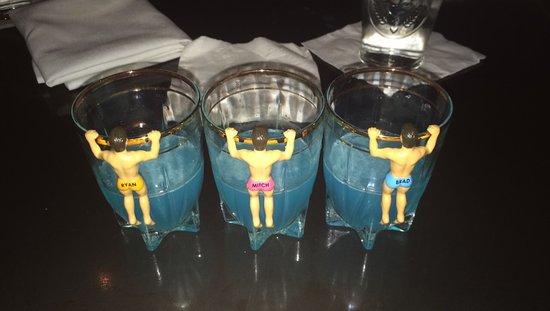 Сомервилль, Массачусетс: Complimentary birthday cocktails
