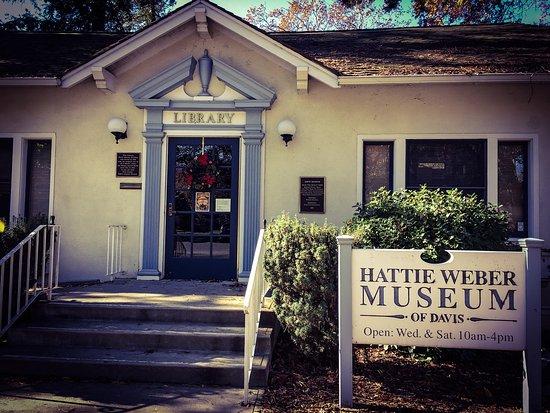 Hattie Weber Museum
