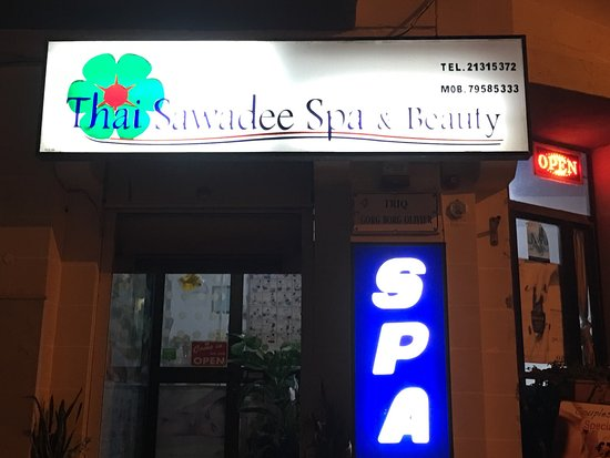 ‪Thai Sawadee Spa‬