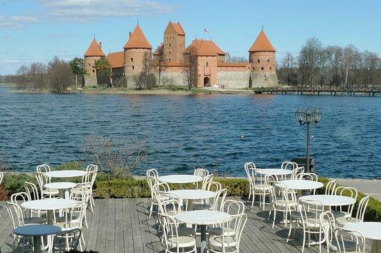Trakai, Lituania: Castelo