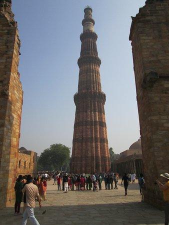 Qutab Minar: Qutb Minar
