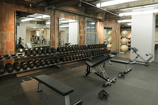 La Palestra Fitness Center - Picture Of Q U0026a Residential Hotel  New York City
