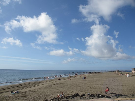 Hotel Folias: San Augustin beach 4pm