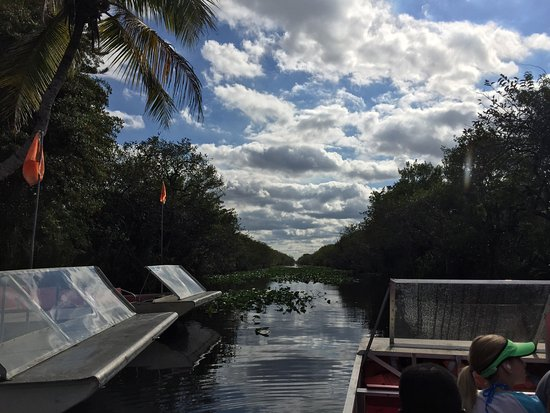 Coopertown Airboats: Coopertown Airboat Rides