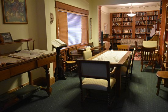 Buffalo, WY: The research library