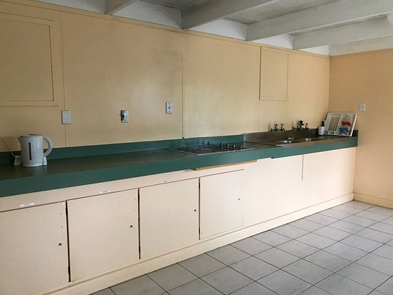 Pukenui, Nueva Zelanda: Kitchen for Guests