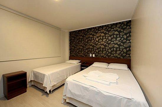 Hotel Rouver: Apartamento