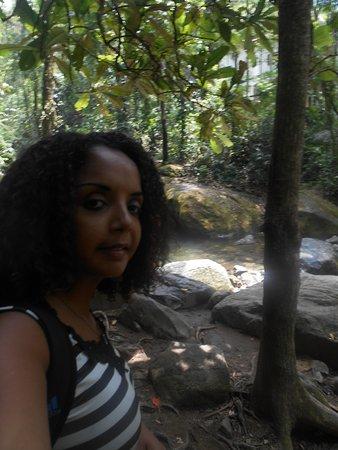 Penedo, RJ: Poço das Esmeralda