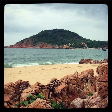 Quy Nhon, Vietnam: The view from Life's a Beach
