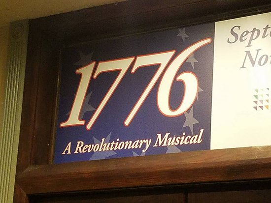 """1776"" at Engeman Theater, Northport NY"