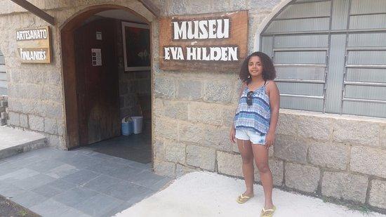 Penedo, RJ: Museu Eva Hilden