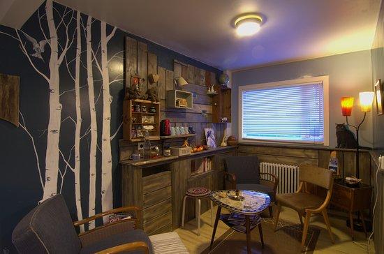 เคฟลาวิก, ไอซ์แลนด์: Lounge