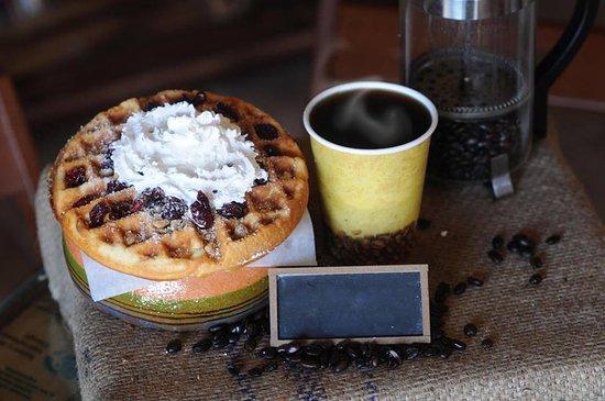 Nogales, AZ: Waffles