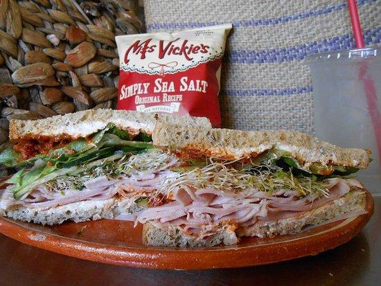 Nogales, Аризона: Gourmet sandwich