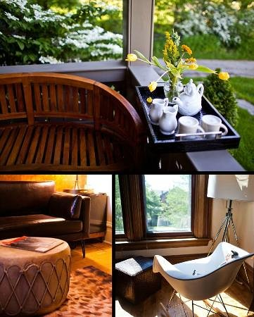 Made INN Vermont An Urban Chic Bed And Breakfast Romantic Resort In