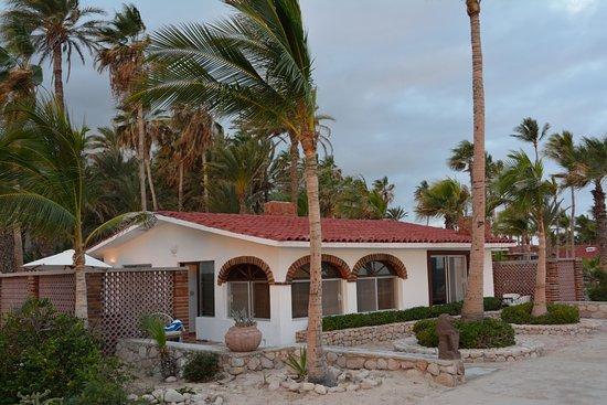 Rancho Las Cruces : ocean front suite (2 suites in each building)