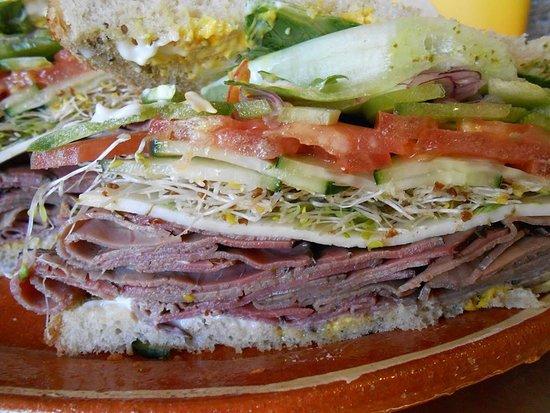 Nogales, AZ: Gourmet Sandwich
