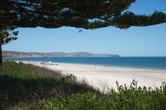 Normanville, Australien: la costa