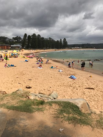Avoca Beach, Australia: View from the Point Cafe