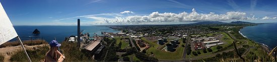 New Plymouth, Nya Zeeland: Awesome day up there today love it 😊👍