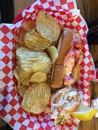 Truckee, Калифорния: Morgan's Lobster Shack
