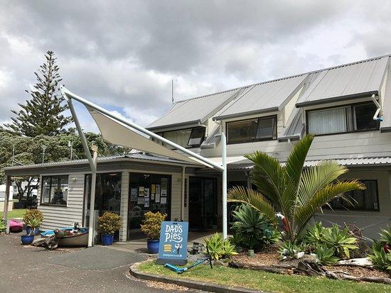 Orewa, Nouvelle-Zélande : Reception office