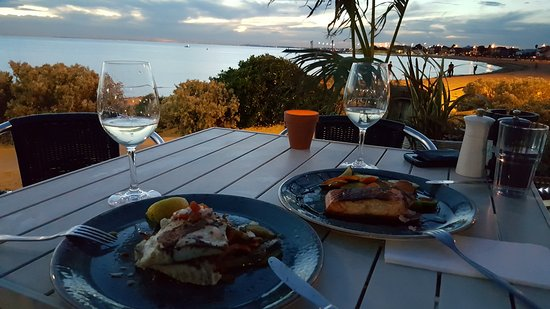 Williamstown, Australia: Romantic Dinner