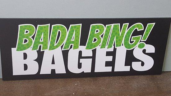 Purcellville, VA: Bada Bing Bagels