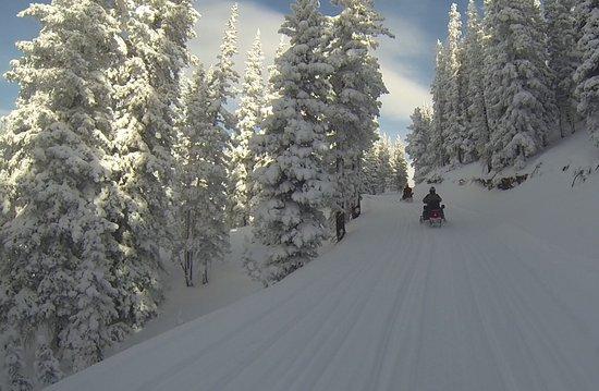 Winter Park, CO: Near Corona Pass