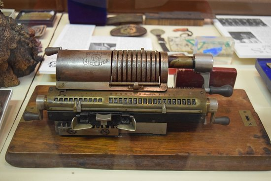 Ducktown Basin Museum - Adding Machine