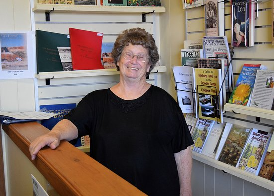 Ducktown Basin Museum -Dawna Standridge