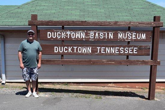 Ducktown Basin Museum - Ken Rush, Director/Curator