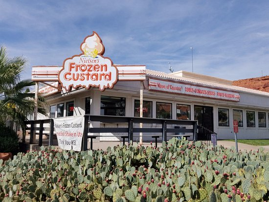 Nielsen's Frozen Custard: Great place, great product, great staff... go there!