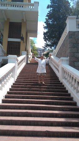 Hotel & Spa Termas Cacheuta: Parte del hotel