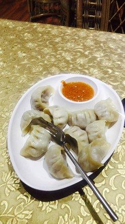 Kathmandu Zone Restaurant & Banquet: Delicious momo