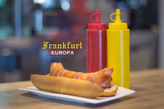 L'Hospitalet de Llobregat, Spagna: Frankfurt Europa