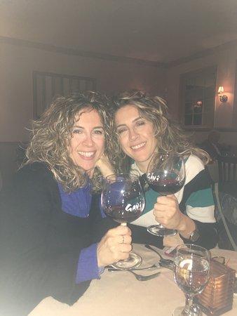 Armonk, NY: Locale italiano molto buono consigliatissimo