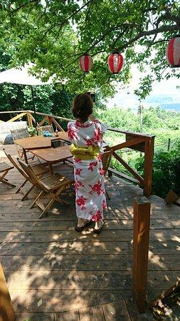 Ikoma, Japão: バーベキューサイト