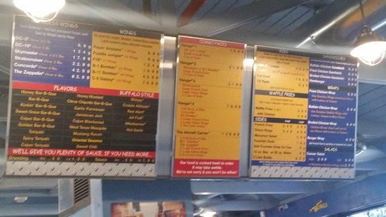 Спрингфилд, Массачусетс: Lots to choose from!