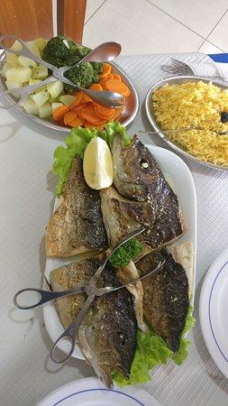 Сан-Висенте, Португалия: Food